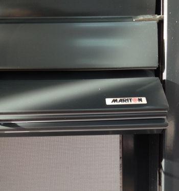 BSO dua brise-soleil orientable moustiquaire intégrée