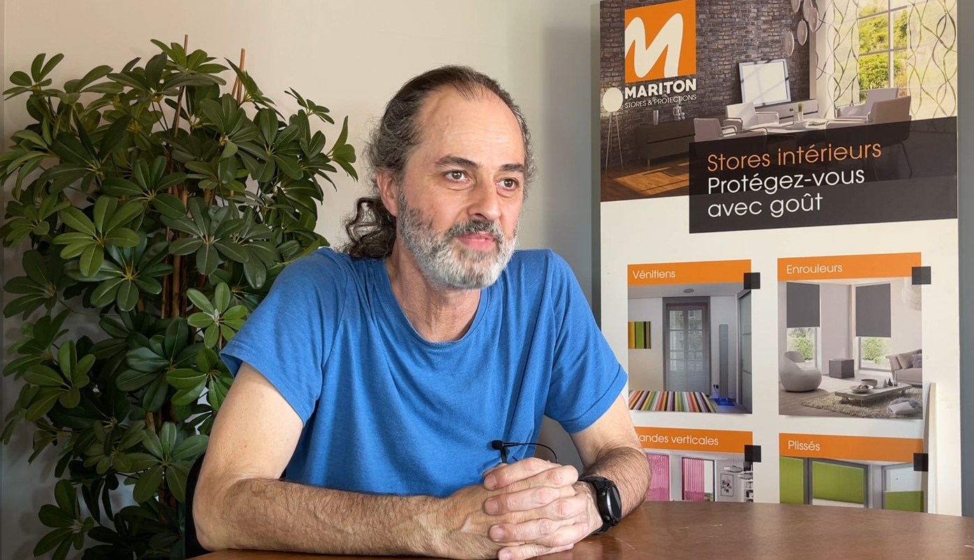Interview Alain, technicien de maintenance.