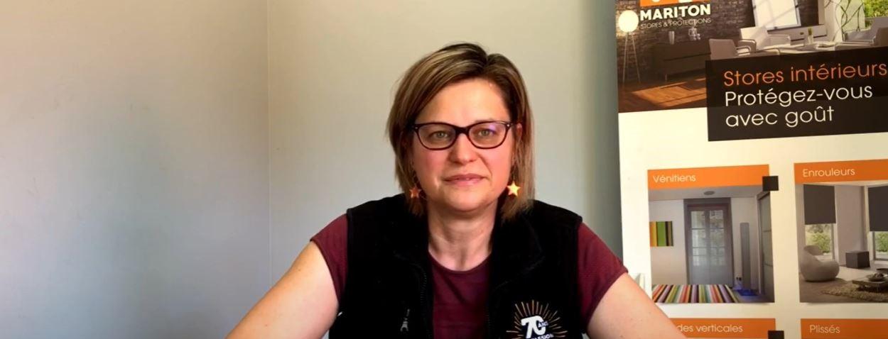 Interview Stéphanie Responsable Atelier Vénitien