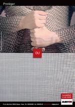 Annonce presse 2012 Moustiquaire Insectiquaire par Mariton