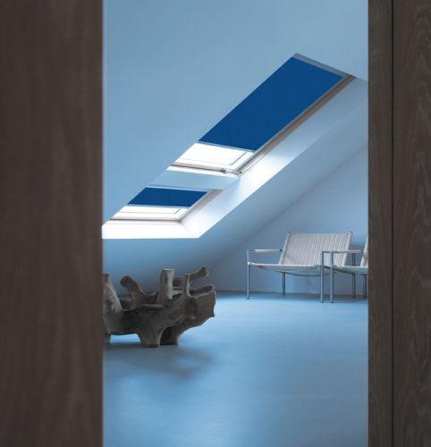 Store intérieur pour toiture : Store fenêtre de toit Occultant