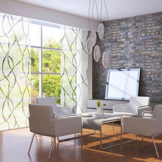 stores panneaux japonais sur mesure. Black Bedroom Furniture Sets. Home Design Ideas