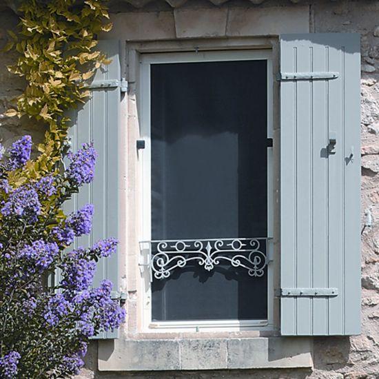 Moustiquaire fenêtre sans perçage : MoustiSpeed Mariton