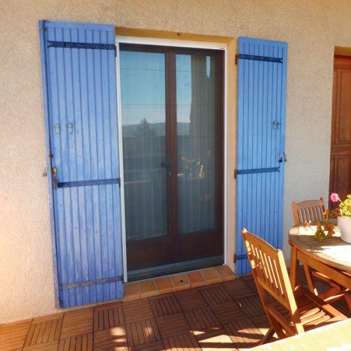 Moustiquaire plissée pour fenêtre MoustiPliss Latérale