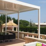Pergola bioclimatique : Pergol'Air XL Mariton